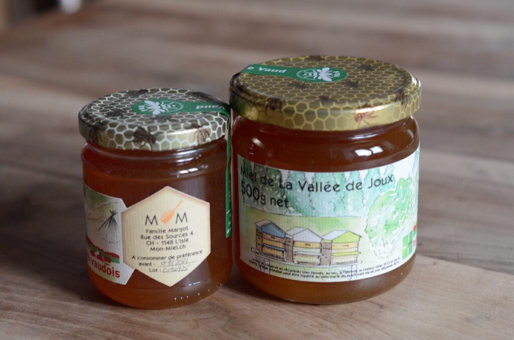 Miel de La Vallée de Joux