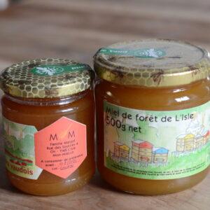 Miel de forêt de L'Isle